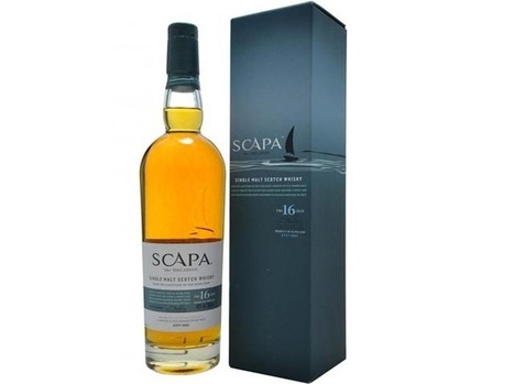 Review: Scapa 16 Year Old Single Malt Scotch Whisky - Drink Spirits | Whiskey, Rum and Spirits | Scoop.it