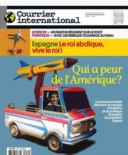 Hebdo n° 1231 du 5 juin 2014 | Courrier international | CDI RAISMES - MA | Scoop.it