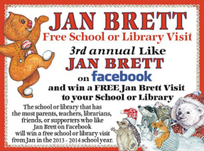 Author Jan Brett's Free Coloring, Video and Activity Pages | 21 century Learning Commons | Scoop.it