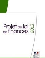 Projet de loi de finances 2013: Ministère de l'Écologie, du Développement durable et de l'Énergie   Promotion immobilière 56   Scoop.it