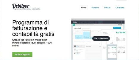 Debitoor, il programma per fatturare senza problemi - SMC | Social Media Consultant 2012 | Scoop.it