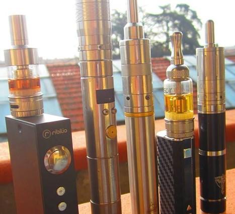 """""""Svapo"""" o fumo digitale: il mio percorso - Glamour.it   Sigaretta Elettronica News   Scoop.it"""
