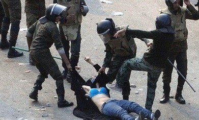 Protesting risk: mapping sexual assaults in Egypt | Protest Generation | Scoop.it