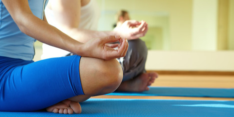 Yoga Effective At Relieving Low Back Pain, Review Shows - Huffington Post | Wellness and Preventive Health | Scoop.it