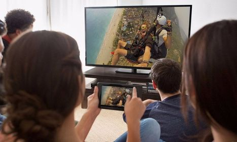 Guide : Comment connecter son smartphone à sa télévision simplement ? - Tech - Numerama   Freewares   Scoop.it
