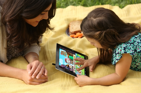 Disney, Nick and Sprout dish on creating content for the digital-first age | Young Adult and Children's Stories | Scoop.it