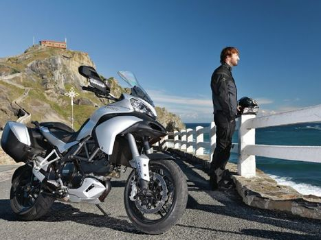 2013 Ducati Multistrada 1200S | Doin' Time | Ductalk Ducati News | Scoop.it