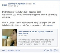 Case studies: two tactical examples from pharma facebook pages | Digital Pharma | Scoop.it