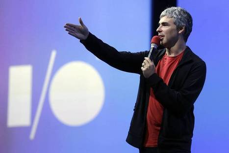 Google Creates Parent Company Called Alphabet in Restructuring | Megalomania? | 21st Century Innovative Technologies and Developments as also discoveries, curiosity ( insolite)... | Scoop.it