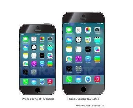 Ultra-Slim iPhone 6 Leak Nears Release Date, Apple Supplier Shows Off Final ... - Chinatopix   Information Technology   Scoop.it