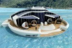 Solar-Powered Floating Island is an Off-Shore Green Retreat | Sustainable Futures | Scoop.it