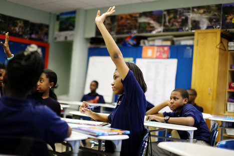 At Explore Charter School, a Portrait of Segregated Education | Education | Scoop.it