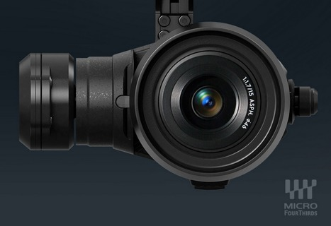 DJI Introduces The Zenmuse X5 Micro Four Thirds Drone Camera | Low Power Heads Up Display | Scoop.it