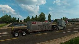 Overweight Trailers Pack by Ghostlord | ETS2 Mods | Scoop.it