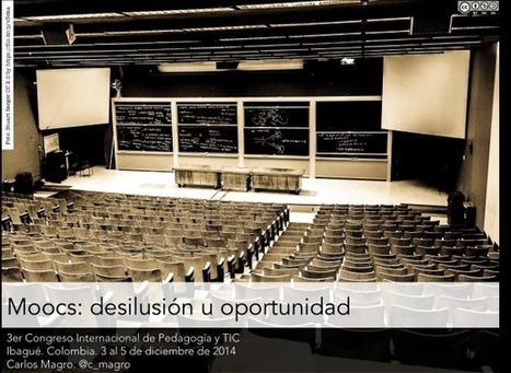Los Moocs como agentes del cambio | Formación de Profesorado en Red | Scoop.it