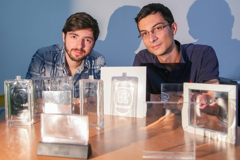 Des objets qui sculptent la lumière   Scientific news   Scoop.it