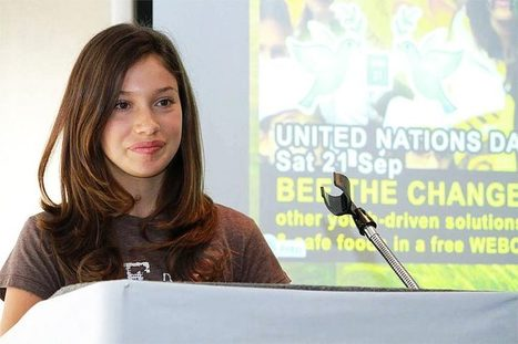 Rachel Parent: The 14-Year Old GMO Labeling Activist | Searching for Safe Foods | Scoop.it