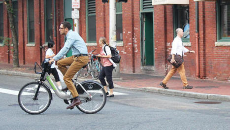 Boston Doctors Can Now Prescribe Bike-Share Membership To Patients | Psychology, Sociology & Neuroscience | Scoop.it