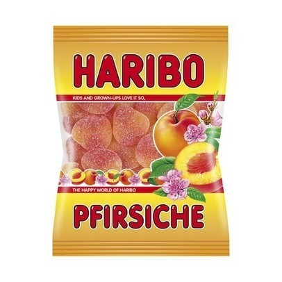 Haribo Pesca 200g caramelle gommose | Caramelle gommose e dolci | Scoop.it