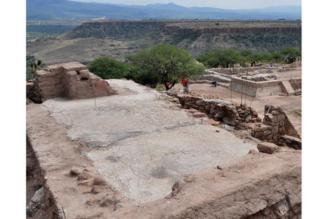 Archaeologists find burnt stucco floor related to astronomical event 1,350 years ago | Archaeology News | Scoop.it