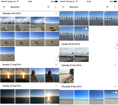 I'm totally and irrationally in love with Google Photos | Ed Tech Chatter | Scoop.it