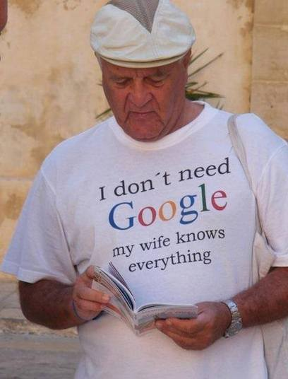 I don't need Google | fun for geeks | Scoop.it
