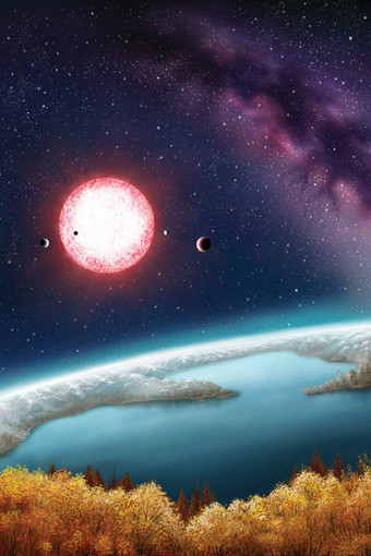 First Earth-Sized, Potentially Habitable Exoplanet Found | JOIN SCOOP.IT AND FOLLOW ME ON SCOOP.IT | Scoop.it