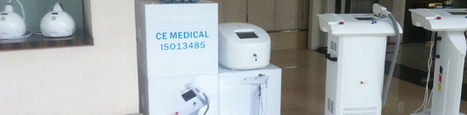 Ruipu medical and cosmetic devic | Skin beauty and hair removal machines | Scoop.it