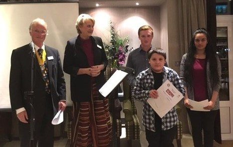 Young Musicians and Writers Evening - The Rotary Club of Roundhay | The Rotary Club of Roudhay | Scoop.it