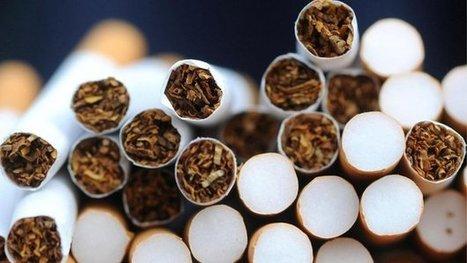 Plain tobacco packs 'in NI by 2016' | Nicotine Tobacco | Scoop.it