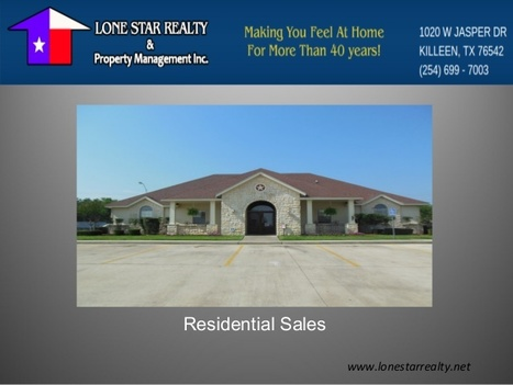Ft Hood Housing | Lone Star Realty & Property Management, Inc | Scoop.it