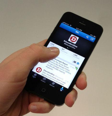 10 education journalists on Twitter you need to follow | Education Dive | MOOC4teachers | Scoop.it