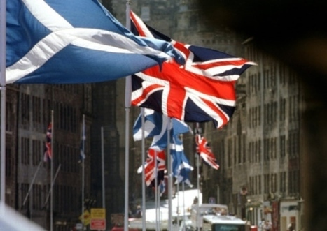 Scottish independence: what would happen to the Union Jack?. | Referendum 2014 | Scoop.it
