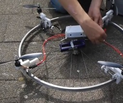 3D Printable DIY Kit Turns Almost Anything Into a Drone - The Next Web | BarFabLab | Scoop.it