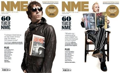Désormais gratuit, une page se tourne pour «NME» | DocPresseESJ | Scoop.it