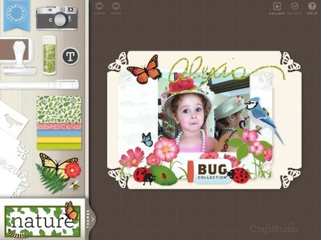 Martha Stewart's Craft Studio iPad App | iPadApps | Scoop.it