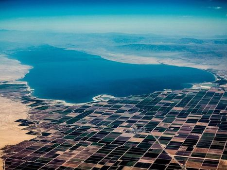 Can California Farmers Save Water and the Dying Salton Sea? | Sustain Our Earth | Scoop.it