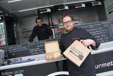 Ils ont lancé leur food truck à l'américaine   Commerçant & Tech   Scoop.it