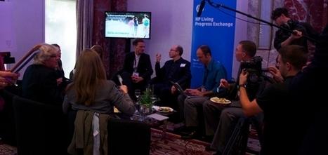#SB14London: HP Continues Living Progress Exchange Discussions Online | SmartPlanet DIALOGUE | Scoop.it