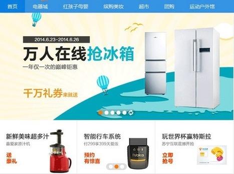 Comment s'implanter avec succès dans le monde de l'e-commerce chinois? : Capitaine Commerce 3.6 | ma veille | Scoop.it