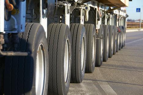 Visie op Goederenvervoer over weg - ABN AMRO Insights | Express & Logistics | Scoop.it