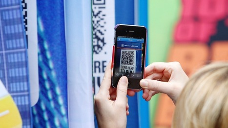 Finally, an Alternative to the Much-Hated QR Code | Marketing in Motion | Scoop.it