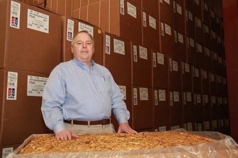 N.C. tobacco appeals to international markets | NCDA&CS | North Carolina Agriculture | Scoop.it