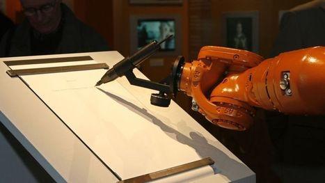 Chez Associated Press, les robots écrivent des articles | Le champ stratégique de l'innovation | Scoop.it