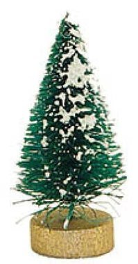 Bottle Brush Christmas Trees   Holiday Decorations   Scoop.it