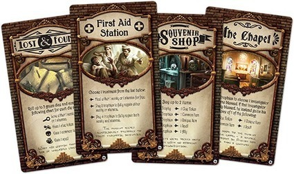 Fantasy Flight Games [News] - Unseen Forces | Lovecraftian Gaming | Scoop.it