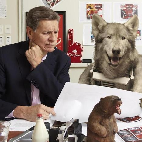 Meet Old Spice's Newest Spokesman: Mr. Wolfdog | Social Media and experiential advertising | Scoop.it