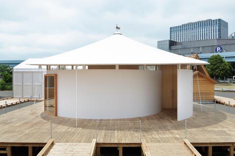 Japanese architects propose homes of the future in House Vision exhibition   Dans l'actu   Doc' ESTP   Scoop.it
