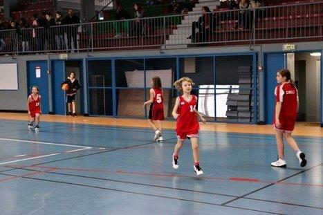 Les poussines se sont fait plaisir ! | Site officiel de la Jeunesse de ... | Le Basket en Yvelines | Scoop.it
