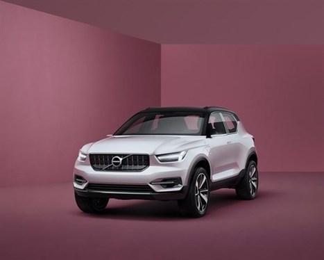 Volvo étend sa gamme de compactes   Volvo Concept   Scoop.it